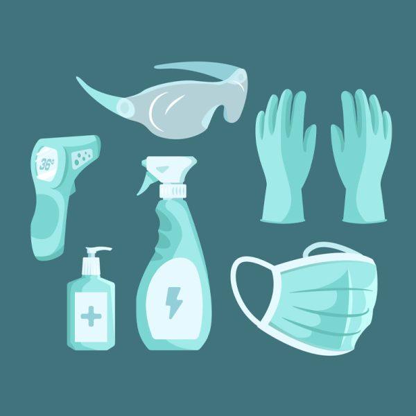 محصولات ضد عفونی کننده